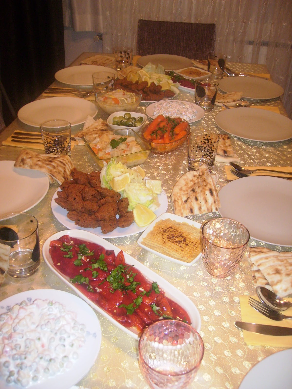 Iftar menüsü içindekiler — Görsel Yemek Tarifleri Sitesi ...
