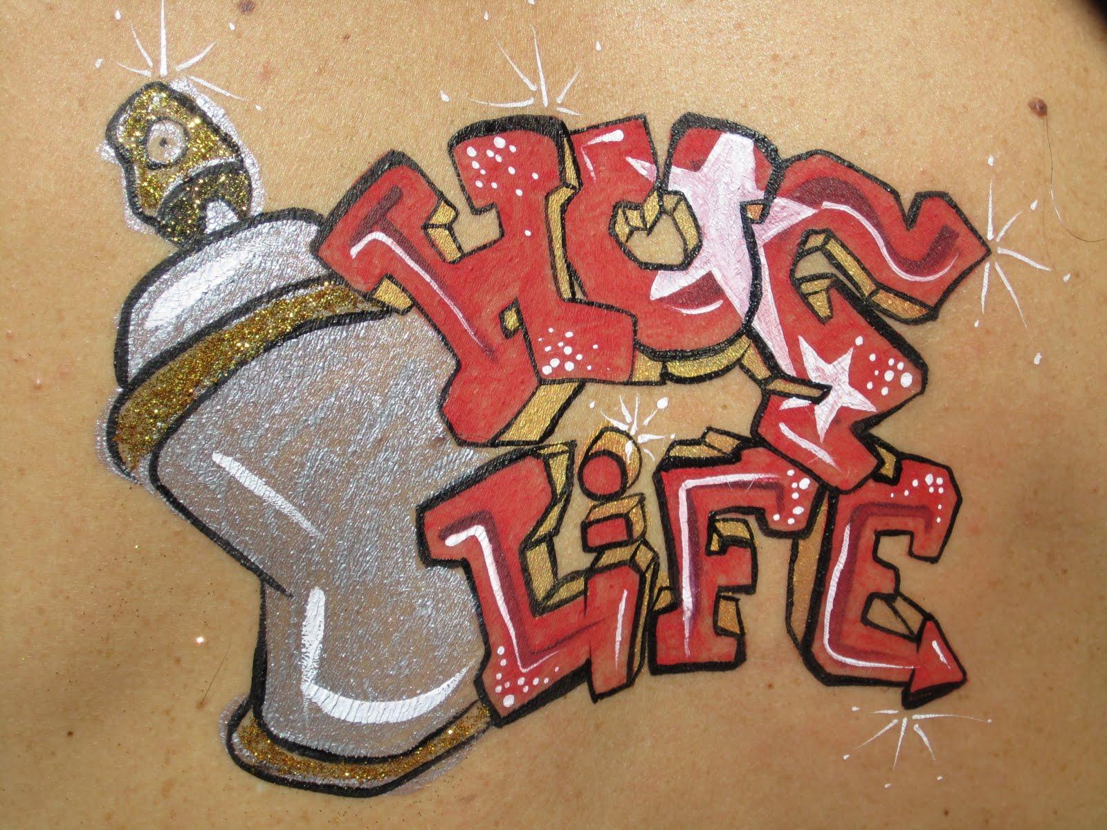 Thug Life Graffiti Thug Life Uluda s zl k