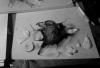 рисунок подковы для прорезной резьбы