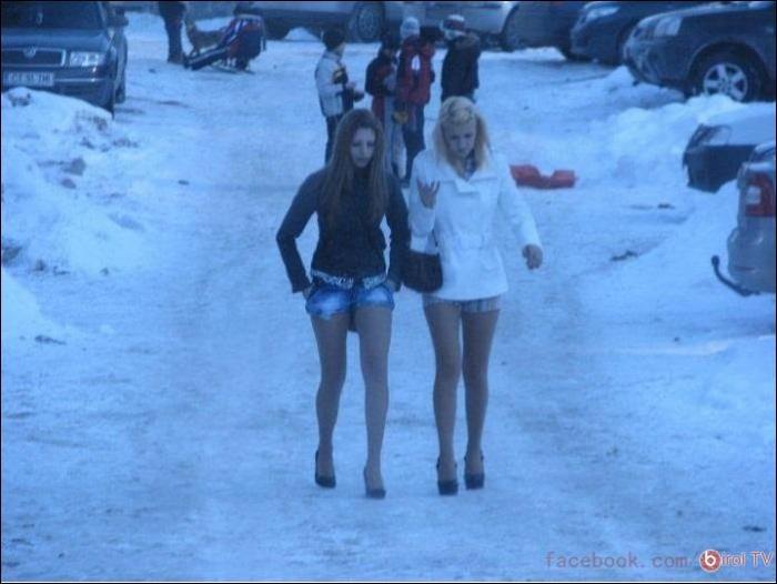Девушки настроены гулять и откровенно шалить  53371