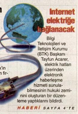 Bilgi teknolojileri ve iletişim kurumu