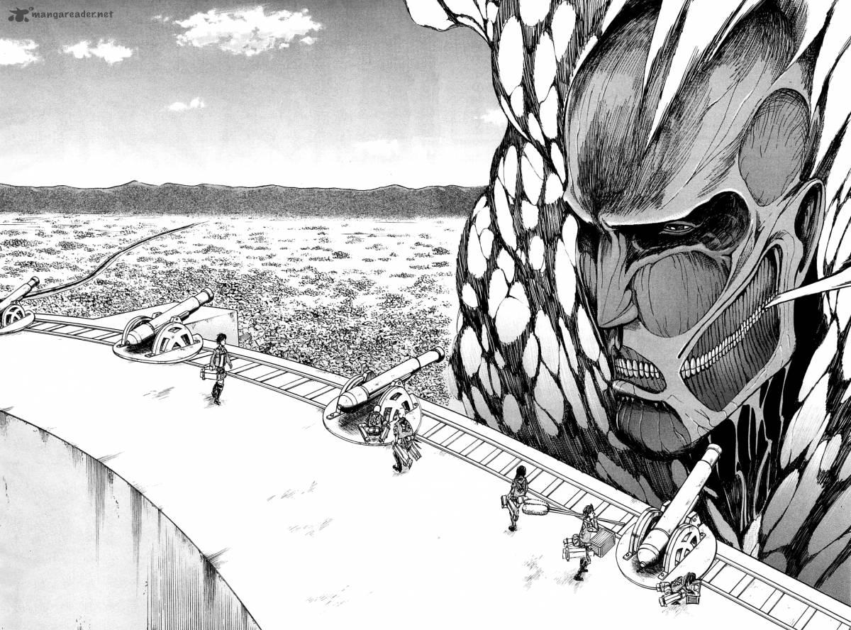 shingeki no kyojin manga ile ilgili görsel sonucu