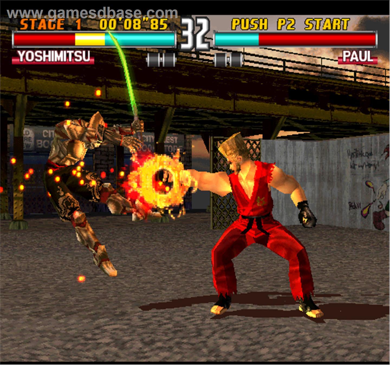Tekken 3 Portable Kk Waleed Screen Shots