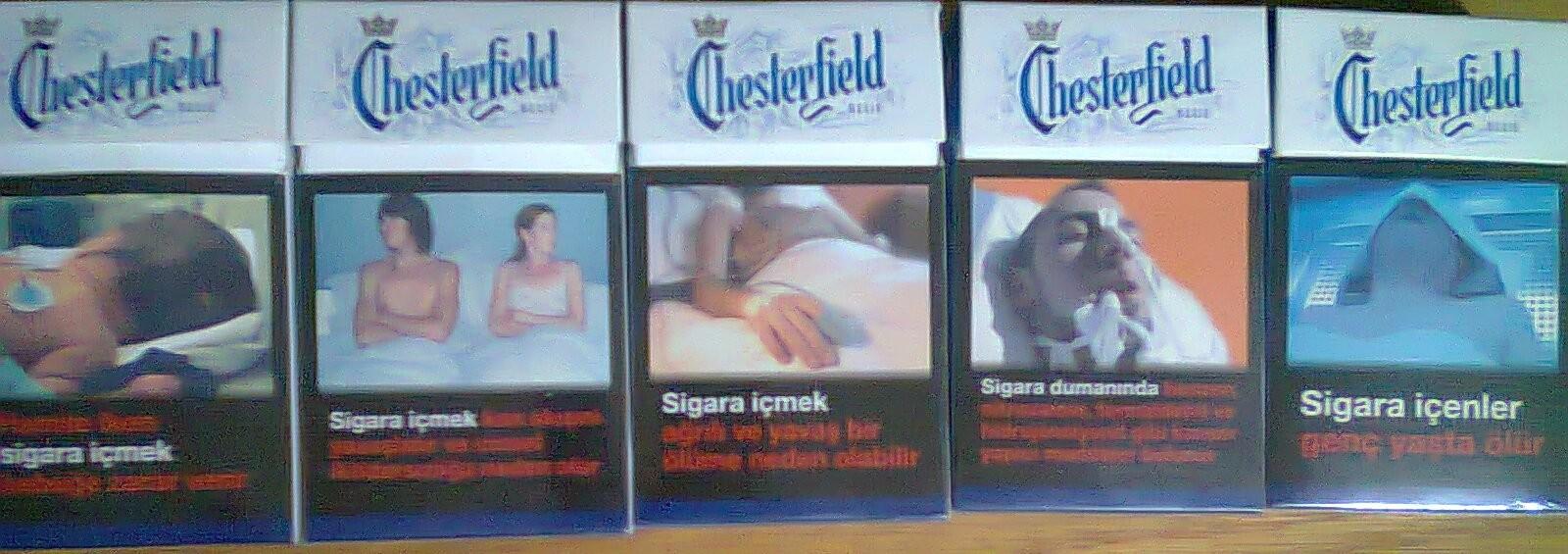 Chesterfield Sayfa 4 Uludağ Sözlük