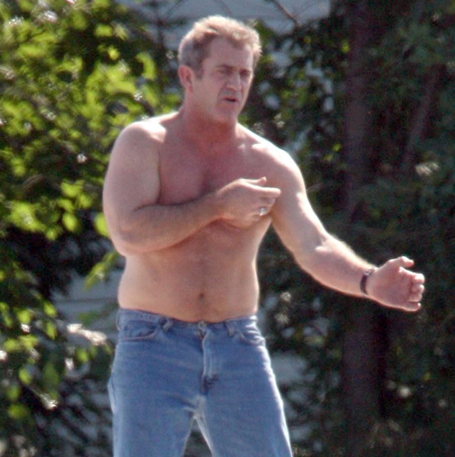Mel Gibson 2013...