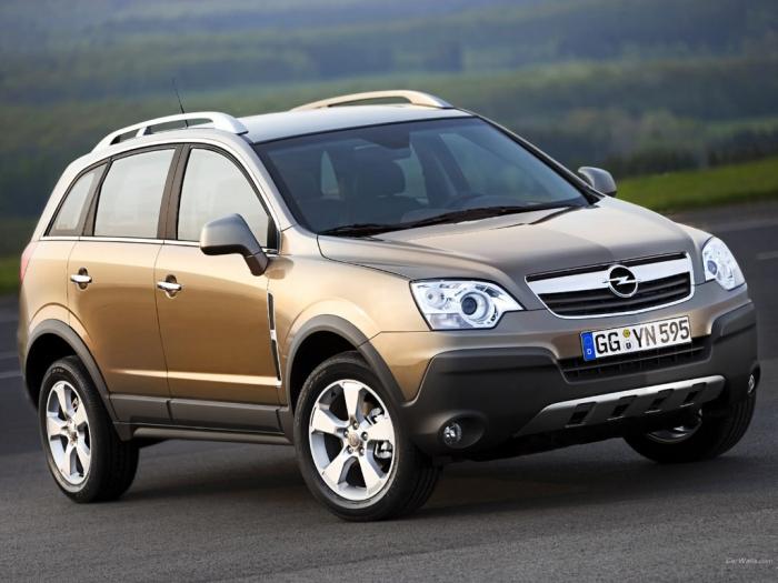 Opel Antara Uludag Sozluk