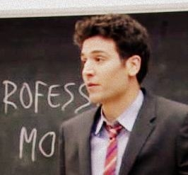 ted mosby resim 3