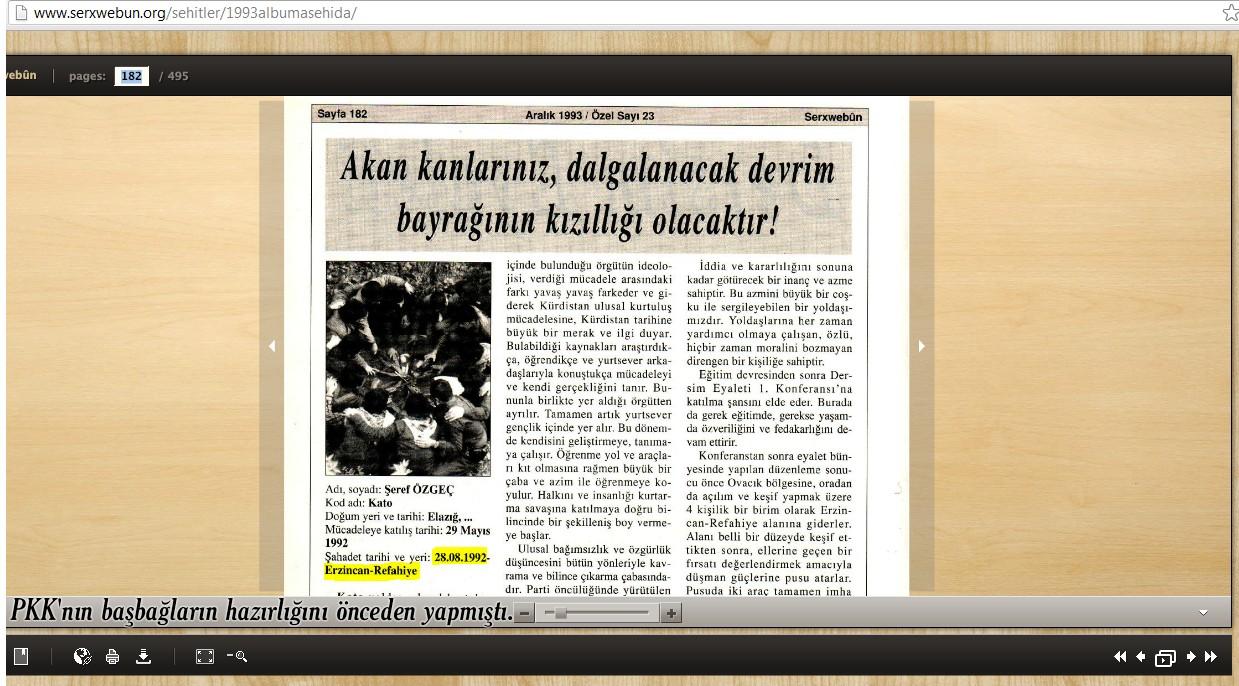 başbağlar katliamını tsk yaptı yalanı - uludağ sözlük.