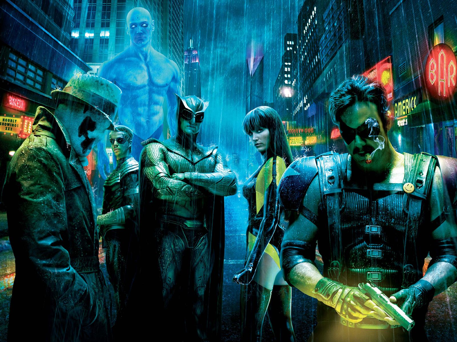 watchmen movie ile ilgili görsel sonucu