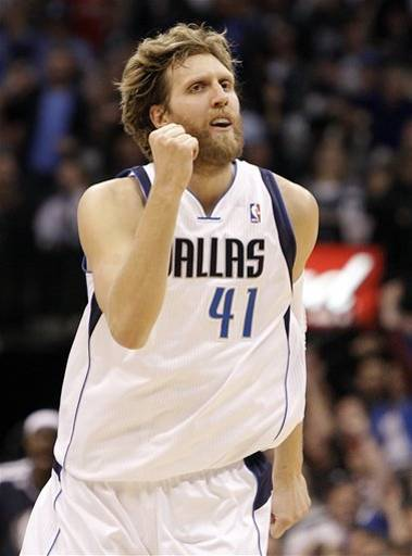 a narrative of how dirk nowitzki git his basketball abilities and his other talents Points in the paint: why basketball is the best sport dirk nowitzki's game relies on one thing: when players get pumped up in basketball.