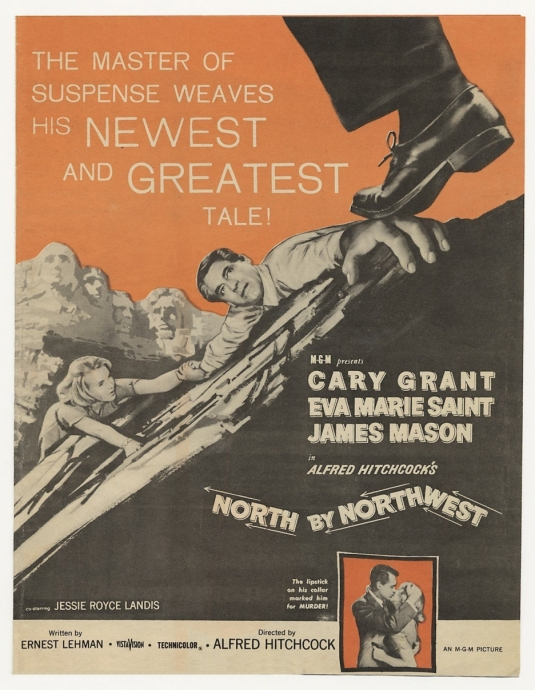 north by northwest resim 1