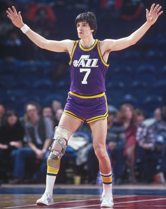 an overview of the work by peter press maravich an american basketball player of serbian origin