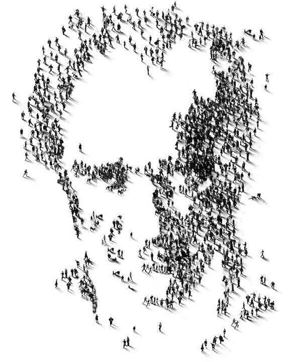 Iki Bin Dört Yüz Kişilik Atatürk Portresi Uludağ Sözlük