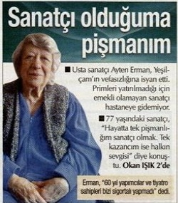 Ayten Erman Uludağ Sözlük